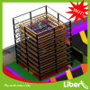 ASTM Approved Indoor Trampoline Climbing Spider Tower