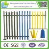 D-Section Green 2.75m X 2.1m High Palisade Fencing