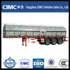 Cimc Three Axle Asphalt Transport Tanker Trailer