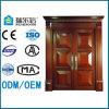 Export Standard Elegent Style New Interior Decorative Sliding Door