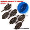 Carp Fishing Inline Method Feeder