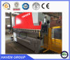 WC67K series CNC hydraulic press brake
