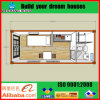 BV SGS ISO Certificated Prefab Container House for Hotel