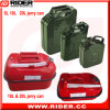 5L 0.8mm Portable Oil Jerry Can Fuel Tank for Truck