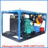 121kw Diesel Engine Sewer Line Drain Cleaning Equipment 1000mm Bigger Drain Cleaning