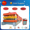 China Galvanized Roofing Roll Forming Machine Zinc Tile Making