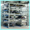 Vertical Sliding Automatic Puzzle Parking System 4 Levels