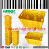 Large Keeping Fresh Plastic Transportation Crates for Vegetables and Fruits in Farm