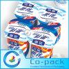 Yogurt Heat Sealing PP PS Aluminum Foil Lids