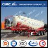Cimc Huajun 38cbm Anthracite Powder Tanker