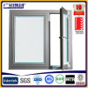 Aluminum Hinges Window Aluminium Hinged Window with Side-Opening
