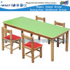 Low Price Kindergarten Table and Chair Set (HC-2504)