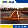 40ft 3 Axles Factory Manufacture Skeleton Container Trailer