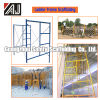 Q235 Steel Ladder Frame Scaffolding (LF1700) , Guangzhou Manufacturer