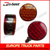LED Truck Trailer Round Tail Light Side Light