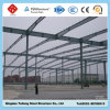 Prefabricated Light Steel Structure Workshop Building with Sandwich Panel Wall