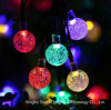 20LED Crystal Ball Waterproof Solar String Light for Decoration (RS1015)