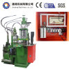 85tons High Efficiency Vertical Plastic Injection Moulding Machine with Double Sliding Table