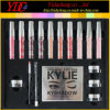 for Kylie Holiday Lipstick & Eye Shadow & Brushes & Eyebrow Cream Makeup Set