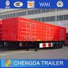 Rear Type Damper Tipper Dumper Truck Trailer for Sale