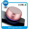 2017 Best Selling Metal FM LED Wireless Portable Bluetooth Speaker