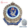 Factory Custom Quality Metal Military Police Badges for Sale
