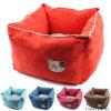 Washable Soft Dog Velvet Beds Double Functional Pet Cushions