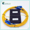 1X6 Broadband Fiber Optic Splitter, CATV Rfog FTTH Network
