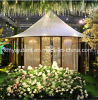 Large Luxury Outdoor Function Tent for Wedding Decorating with Roof Linings and Curtains