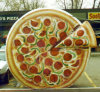 China Giant Inflatable Pizza for Advertising
