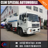 Factory Sales 9000L Sewage Flushing Truck Sewer Dredging and Cleaning Tanker