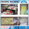 PP Woven Plastic liner Bag Bushing Machine