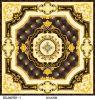 Producer of Decorative Polished Golden Crystal (BDJ60981-1)