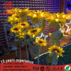 Waterproof LED Artificial Flower Sunflower Light for Garden Fairy Decoration Outdoor Indoor
