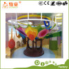 China Manufacturer Kids Indoor Soft Playground with Net Tree
