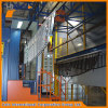 Compact Aluminium Profile Powder Coating Line