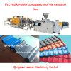 ASA Coated PVC Corrugated Roofing Sheet Extruder Machine