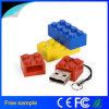 Mini Custom Multicolor Portable Plastic USB Flash Drive 4GB
