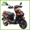 60km Range EEC Approved Adult Electric Motorcycle 72V 2000W