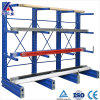 Powder Coating Good Capacity Single Sided Cantilever Rack