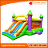 2018 Inflatable Jumping Bouncer Castle with Giant Dual Slide Combo (T2-302)