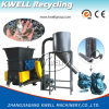 Big Plastic Block and Lump Single Shaft Shredder with Crusher