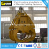 25 Ton Electro Hydraulic Grabs Orange Peel Grab for Steel Scrap