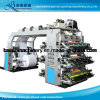 6 Inks Flexographic Printing Machine (1 meter)