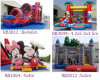 Hot Sale Inflatable Bouncer/Inflatable Mini Castle with Factory Price