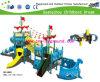 Guangzhou Factory Sales Outdoor Pirate Ship Playground Equipment, High S Tube Slide Corsair Playground, Theme Park Playground