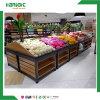 Hypermarket Wood Fruit Stand Rack
