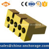 Prestressed Flat Connector Anchor for Concrete Constructions