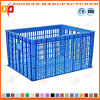 Strong Plastic Vegetable Storage Container Fruit Logistics Turnover Basket (Zhtb14)