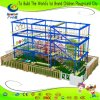 Indoor Outdoor Adventure Course Kids Playground Courage Training Course